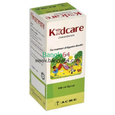 Kidcare Syrup 100 ml
