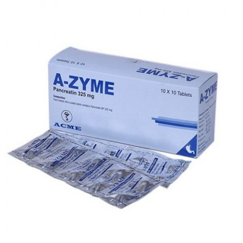 A-Zyme 325 mgTablet