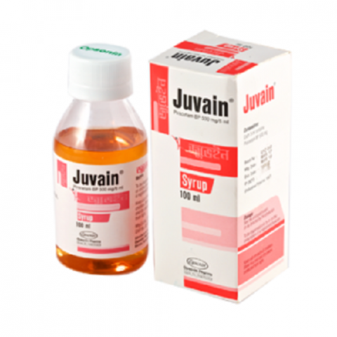 JuvainSyrup 100 ml