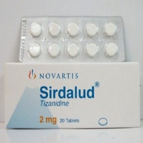 Sirdalud 2 mgTablet