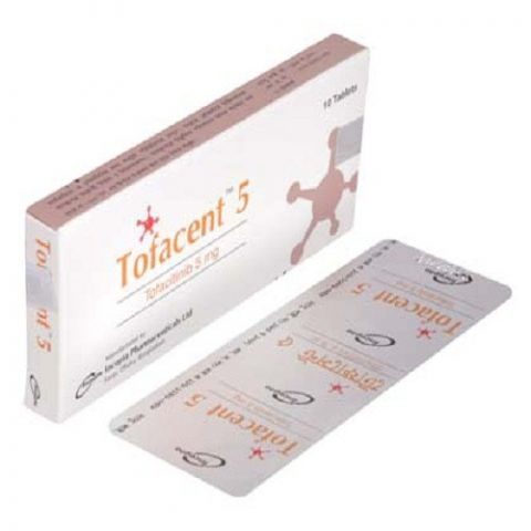 Tofacent 5 mgTablet