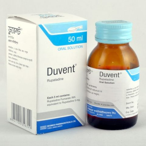 Duvent Syrup 50 ml