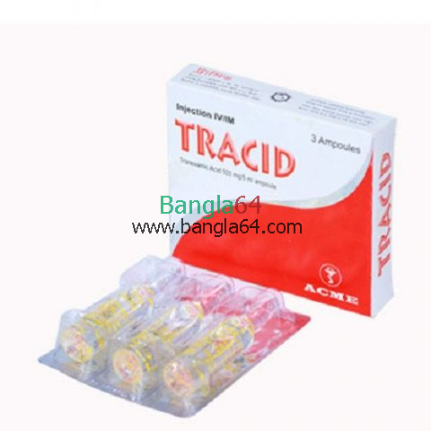 Tracid Injection