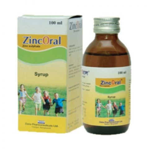 Zincoral Syrup