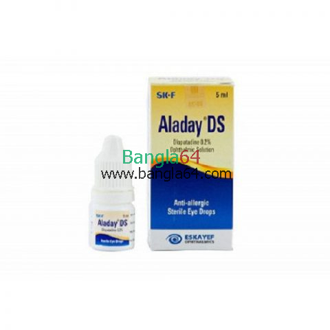 Aladay DS Eye Drops