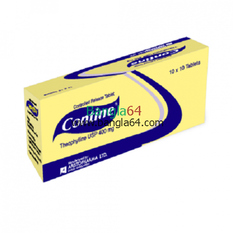 Contine 400 mg Tablet