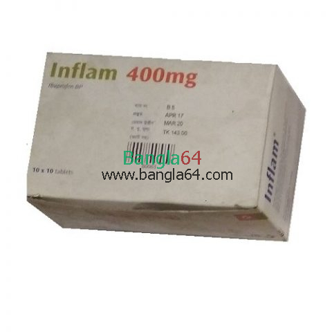 Inflam 400 mgTablet