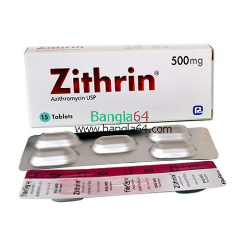 Zithrin 500 mgTablet