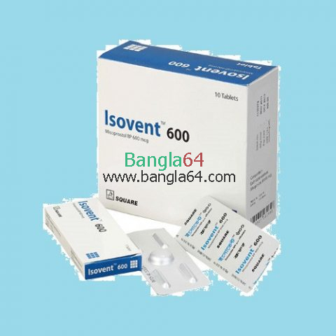 Isovent 600 mcgTablet