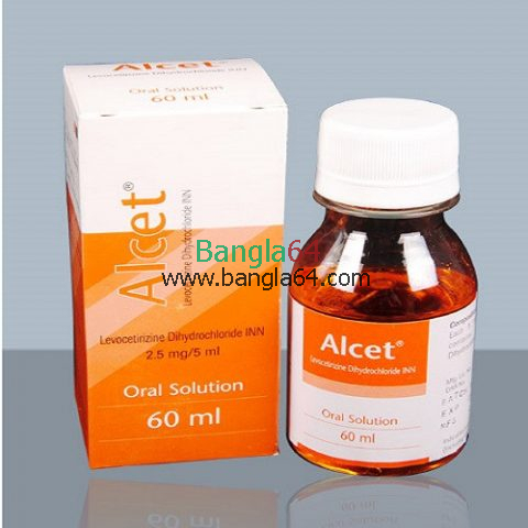 Alcet Syrup