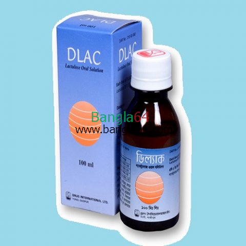 D-Lac Syrup 100 ml