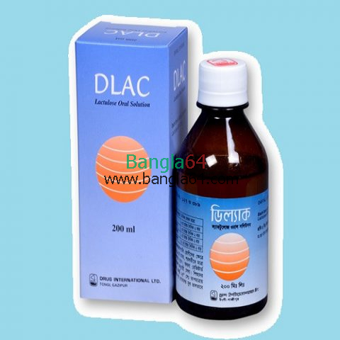 D-Lac Syrup 200 ml
